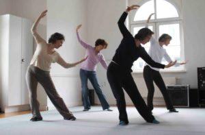 Cours collectif de Qi Gong au Pays Basque