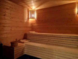 Sauna du CEERS Basque